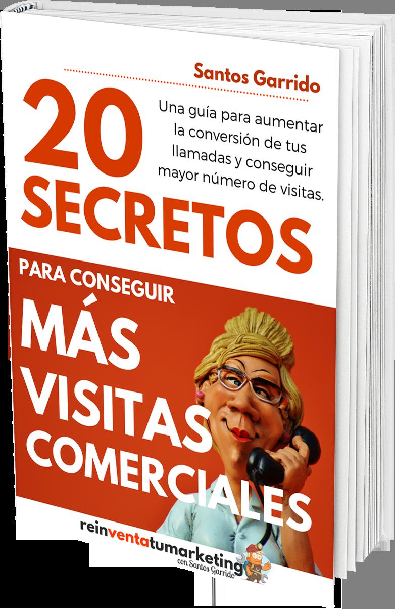 20 secretos para conseguir más visitas comerciales