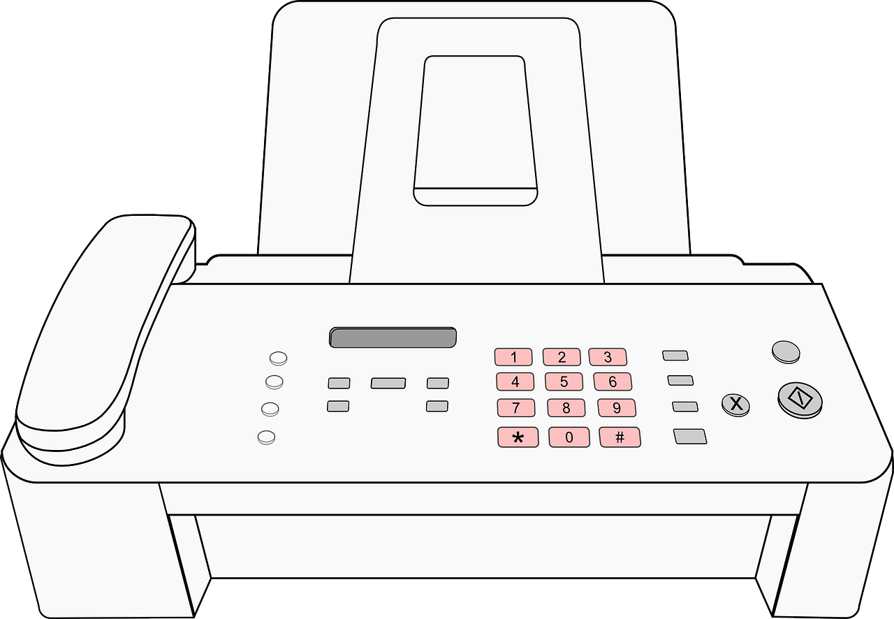 Un Fax es algo así...
