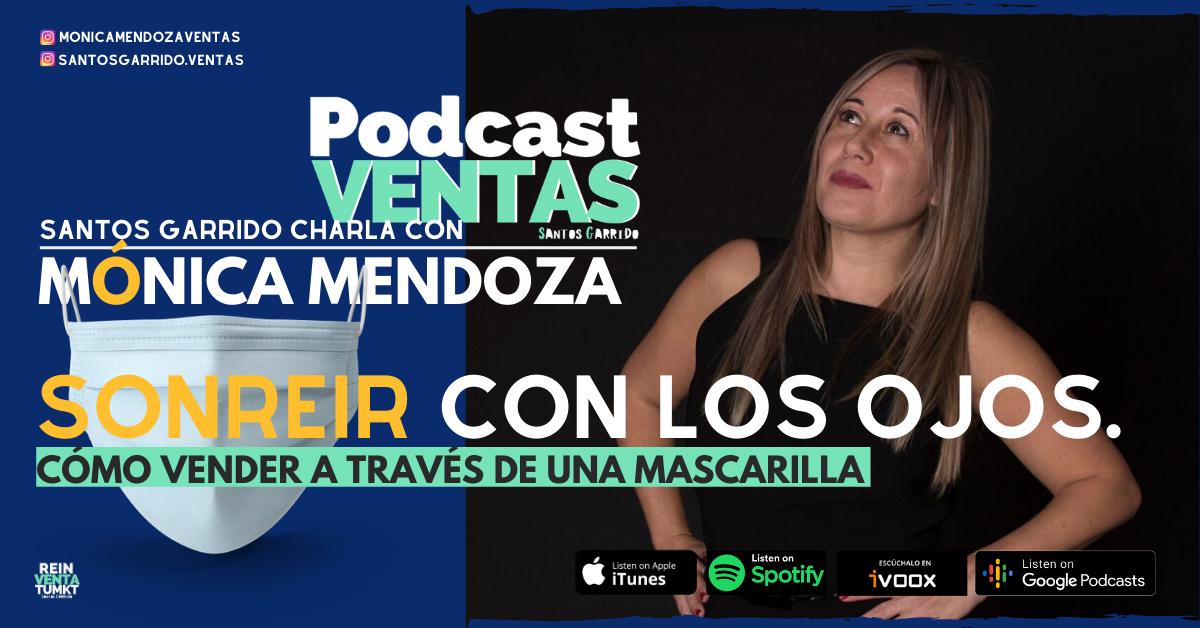 Monica Mendoza Podcast Ventas