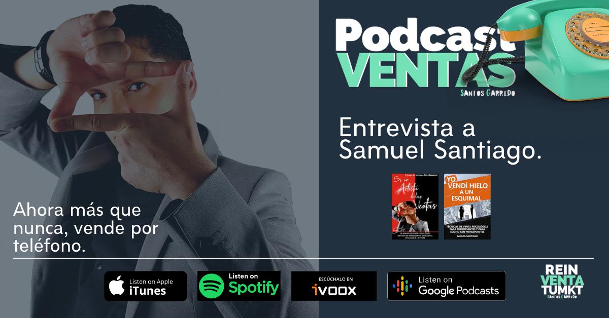 Entrevista a Samuel Santiago