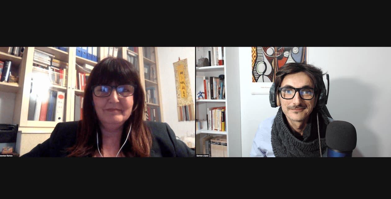 Entrevista a Montse Ramos